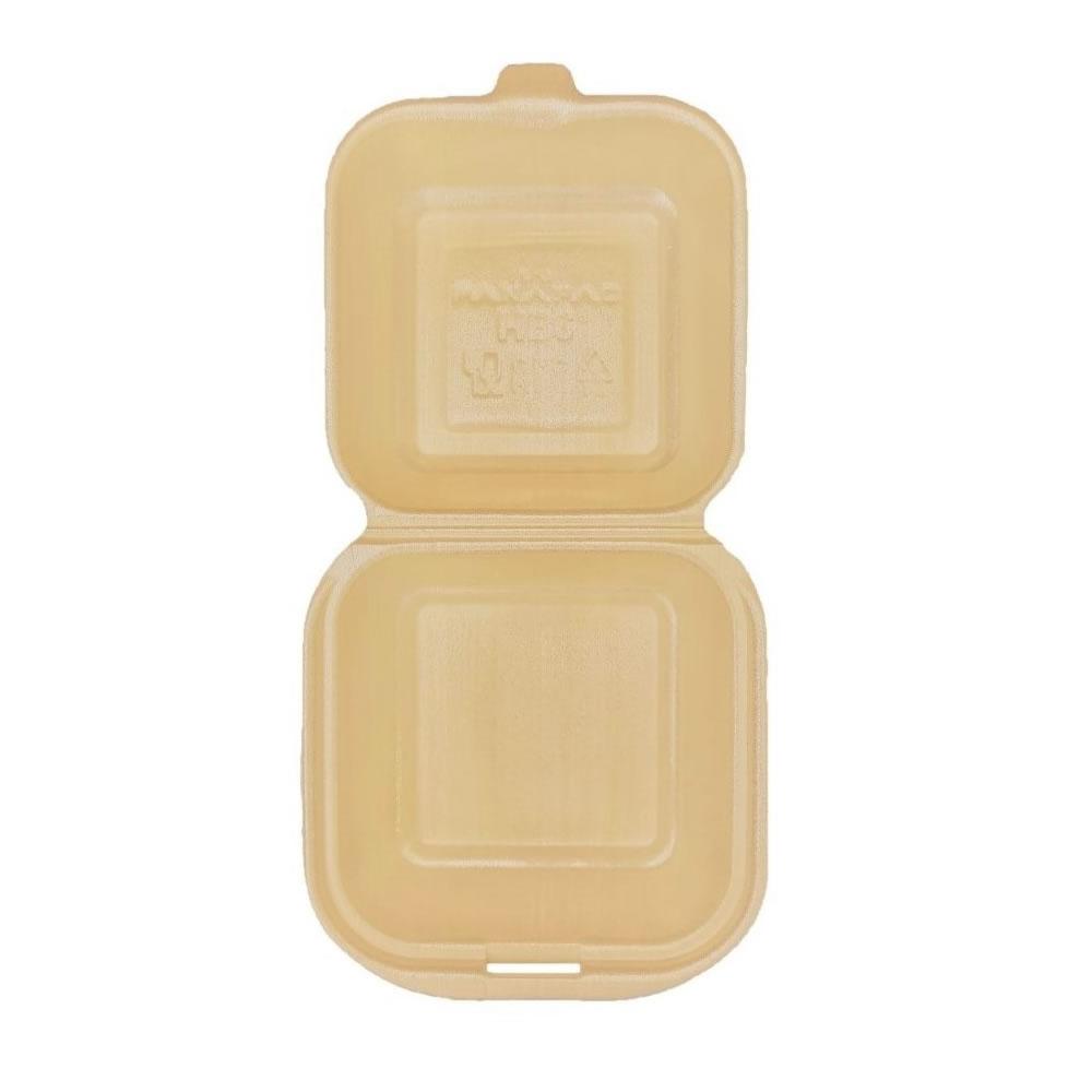 Hamburger box HB6 beige