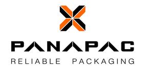 Panapac – Proizvodnja polistirenske ambalaže tacne i kutije za hranu Logo